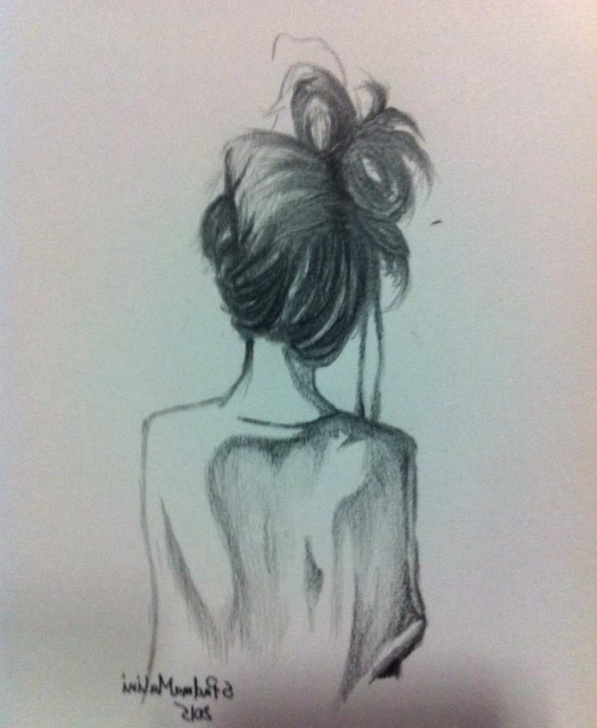 Wonderful Pencil Sad Drawing Easy Sad Sketch Images At Paintingvalley | Explore Collection Of Sad Photo