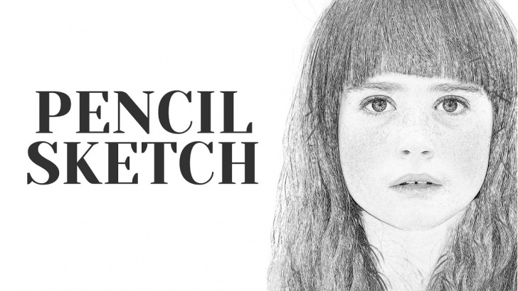 Wonderful Pencil Sketch Action Techniques for Beginners Photoshop Action: Pencil Sketch Effect [Photoshopdesire] Photos
