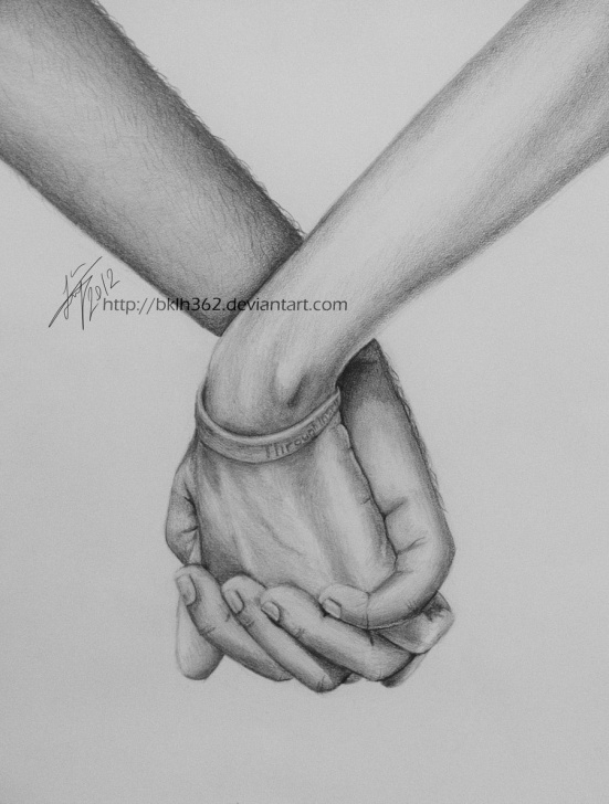 Wonderful Pencil Sketches Of Couples Holding Hands Techniques Sketches Of Couples Holding Hands At Paintingvalley | Explore Pic