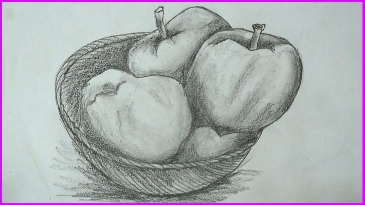 Wonderful Pencil Work Drawing Simple Drawing Easy Step By Step/still Life Painting/pencil Work For Pics
